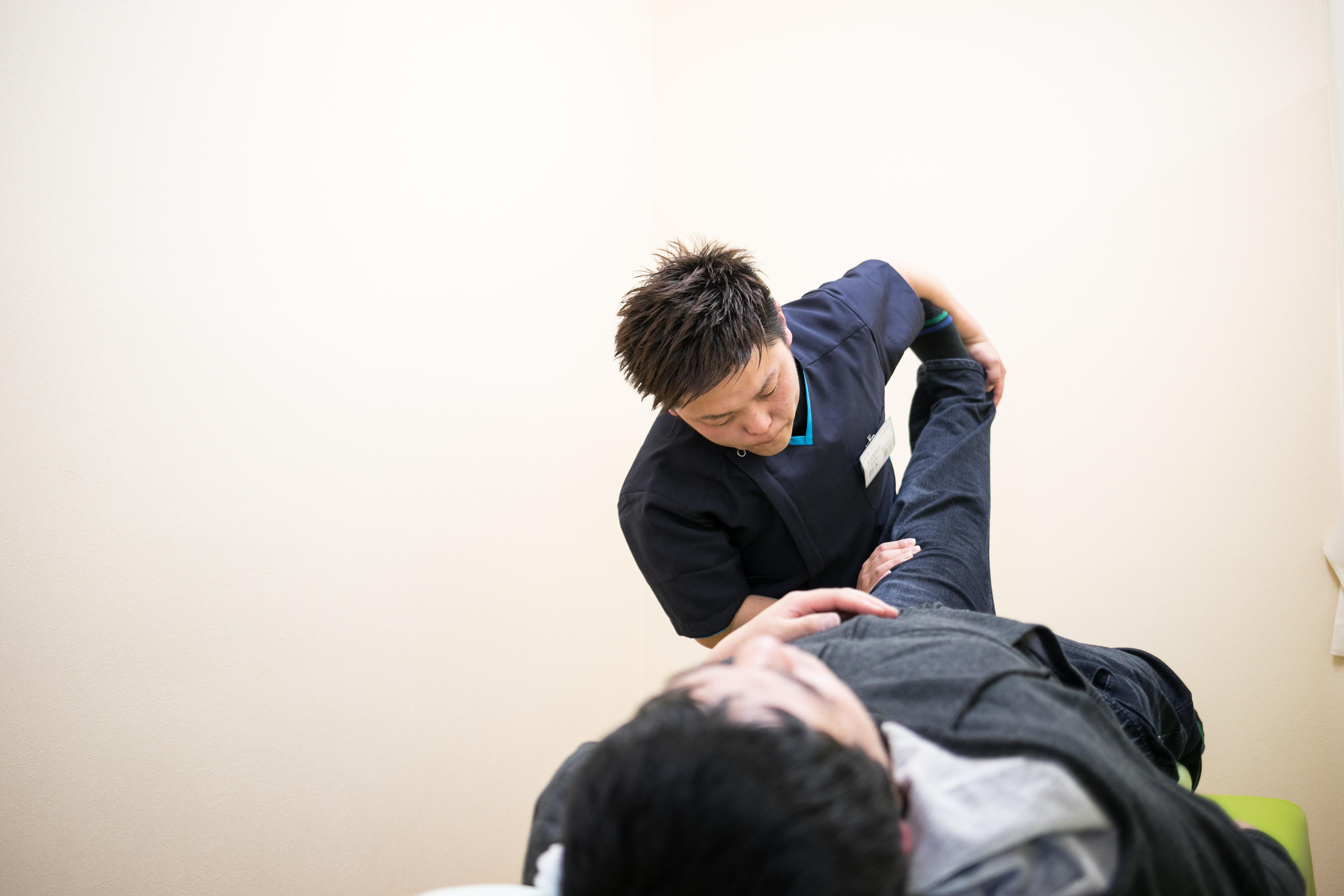 痺れ|田村市げんじろう針灸接骨院