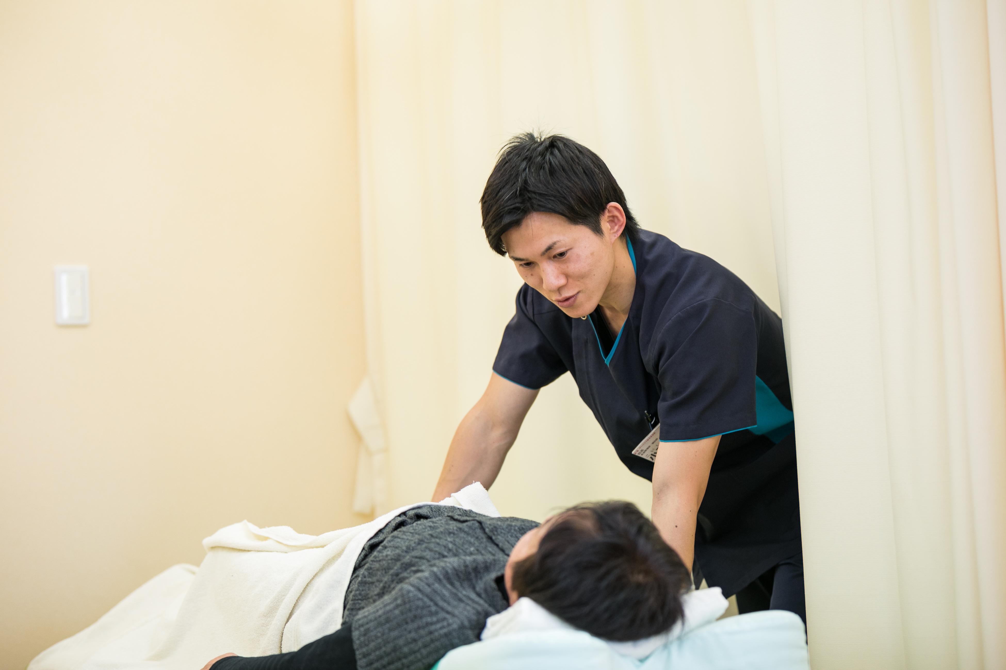 症例紹介|田村市のげんじろう針灸接骨院