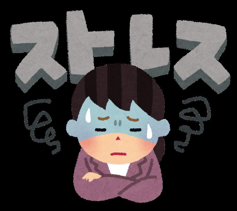 ストレス|田村市げんじろう針灸接骨院