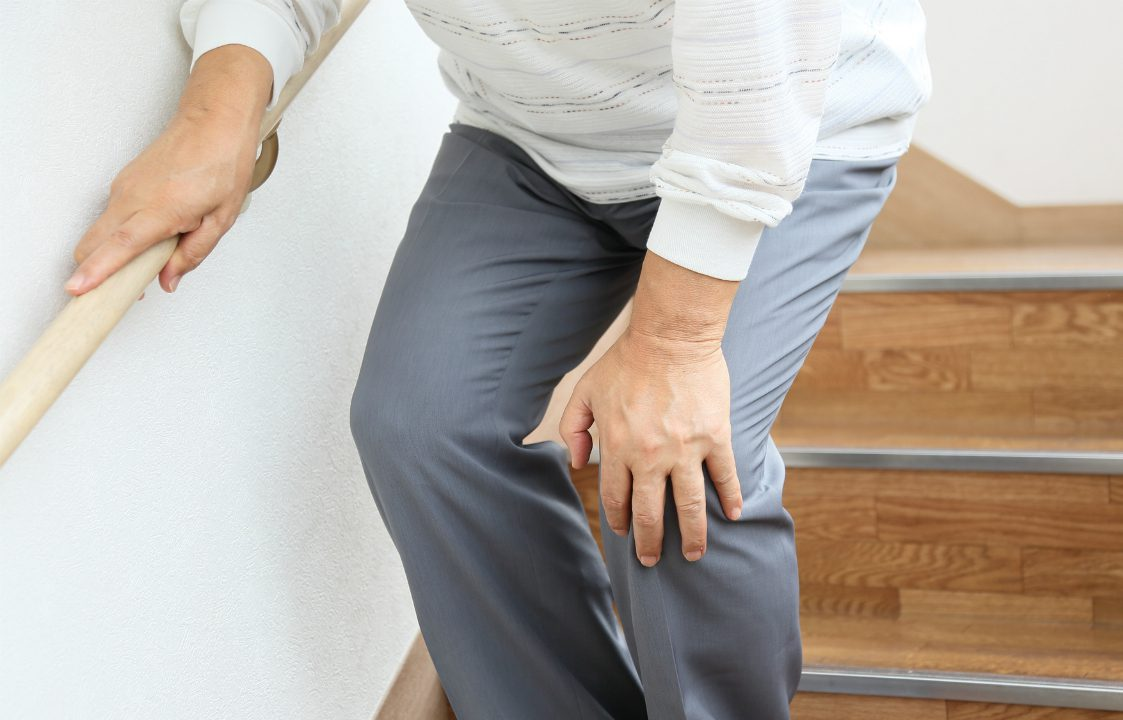 膝痛|田村市げんじろう針灸接骨院