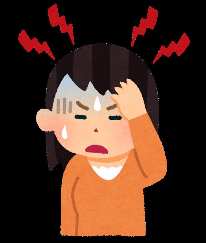 頭痛|田村市げんじろう針灸接骨院